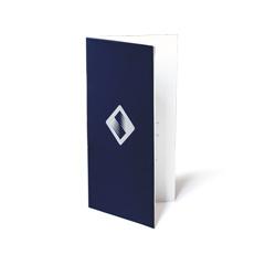 Концепция, дизайн и вёрстка буклета