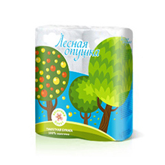 Разработка бренда туалетной бумаги