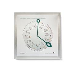 Креативная концепция и разработка вечного календаря.