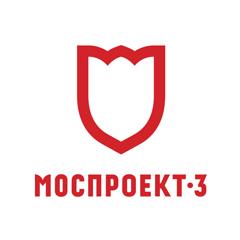 Разработка логотипа для компании Моспроект-3