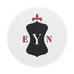 Логотип Дизайн-Ателье Евгении Назаровой