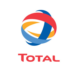 Логотип компании Total