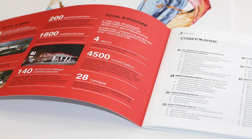 Дизайн и вёрстка каталога