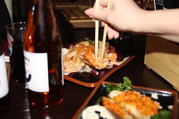"""Суши в ресторане """"Море суши"""" очень вкусные!"""